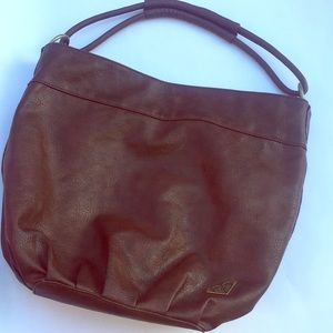 Brown Roxy Shoulder Bag